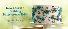 Wilton Method® Course 1: Building Buttercream Skills