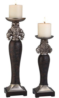 OK Lighting Sobek Candleholder Set Best Price