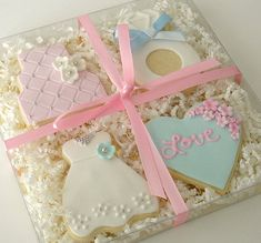 Bridal favors - gift box