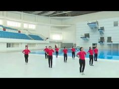 Physical Fitness Dance Exercise  6 types  Video  Description