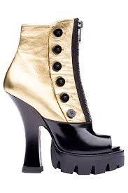 Miu Miu F2013 Peep Toe Boot