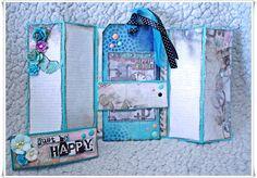 Scrappiness: Dobbel Z-kort. Diaper Bag, Happy, Bags, Handbags, Diaper Bags, Mothers Bag, Ser Feliz, Bag, Totes