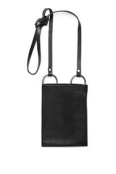 Hold Money Bag - Black - Bags - Weekday DE