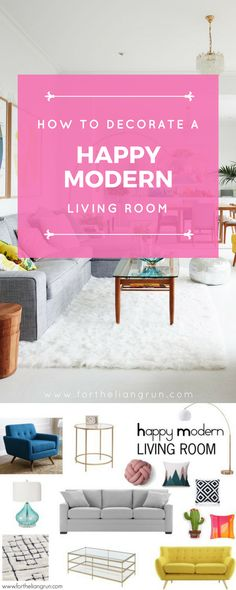 Organic Industrial Home Office Decor Ideas | For the Home by For the ...