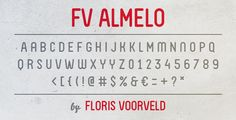Almelo – Free Font | Pixel Pixel Pixel // Free Jetpacks for Designers
