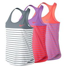Everyone has fallen in love with the Nike Women's Advantage Dri-Fit Cool Tennis Tank! Soft, sweat-wicking Dri-FIT material makes it the perfect summer tank! Get it here >> http://www.tennisexpress.com/nike-womens-advantage-dri-fit-cool-tennis-tank-44178 #TennisExpress