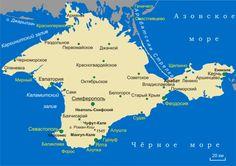 Крым — главный враг России!