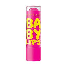 Walmart.com: Maybelline Baby Lips Moisturizing Lip Balm, Pink Punch:... ($2) ❤ liked on Polyvore featuring beauty and makeup