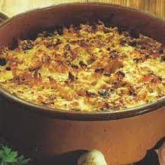Mount Athos Pastitsio with Mushrooms Greek Cooking, Fun Cooking, Cooking Recipes, Greek Dinners, Fast Dinners, Greek Recipes, Veggie Recipes, Healthy Recipes, Cyprus Food