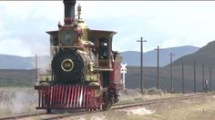 PROMONTORY, Utah - Sunday was the 146th anniversary of the Golden Spike Ceremony in Utah, which marked the completion of the Transcontinental Railroad, and an annual reenactment took place at the G...