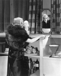 all eyes are on Carole Lombard in 1933's Supernatural