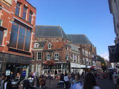 Langestraat, Amersfoort, Netherland