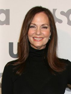 Lesley Ann Warren at 67.  Showing once again that fresh dewy skin kept out of the sun and swingy, glossy hair makes a woman look youthful as she ages.