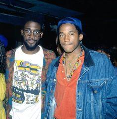 De La Soul and Tribe called Quest - Hip Hop Lifestyle Art