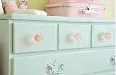 diy shabby chic decor and furniture - this is so sweet!