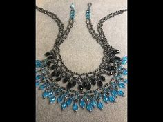 Victorian Chic Redux Icicles Necklace - YouTube