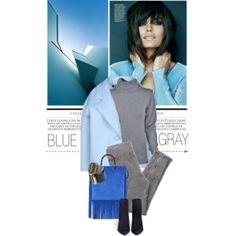 Blue gray COMBINATION