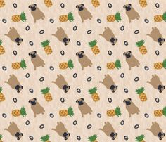 rusticcorgi's shop on Spoonflower: fabric, wallpaper and wall decals