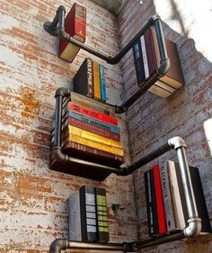 35 Cool Plumbing Pipes Furniture Designs