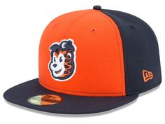 Connecticut Tigers New Era MiLB AC 59FIFTY Cap