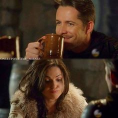 "Robin and Regina - * ""Operation Mongoose Part 1"" #OutlawQueen"