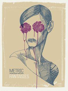 25 Magnificent Modern Day Music Illustrations - My Modern Metropolis