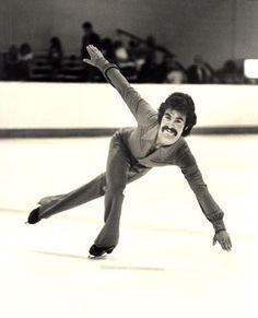 Ron Shaver - 1977 Canadian Champion