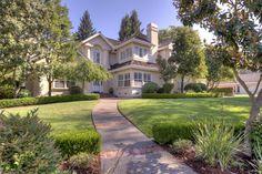 Santa Rosa home in park-like setting