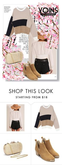 """Yoins"" by irinavsl ❤ liked on Polyvore featuring Whiteley and yoins"