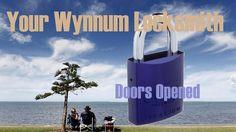 Wynnum Locksmiths door unlocked