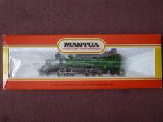 "Locomotive américaine MANTUA "" WEYERHAUSER TIMBER  COMPANY"" via ANTIQUE MARCBEA. Click on the image to see more!"