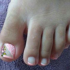 Pedicure Nail Art, Toe Nail Art, Mani Pedi, Toe Nails, Nail Art Videos, Pretty Hands, Nail Art Hacks, Feet Care, Nail Art Designs