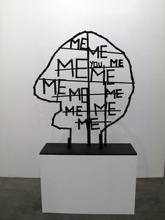"""""""Me, Me, Me, You and Me, byolaf breuning"""
