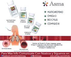 Tienes #Asma o conoces alguien que sufre de el? Quieres una #Alternativa…