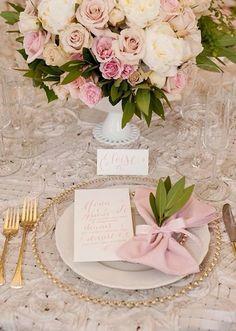 #Luxury dinner settings - #Luxurydotcom