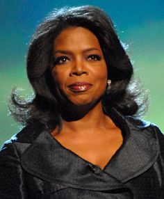Oprah Winfrey has helped redefine what one person can do to change the world.