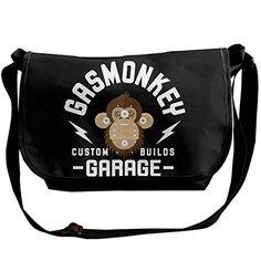 Gas Monkey Garage Men Women Travel Shoulder Handbag Messenger Bags * Details can be found by clicking on the image.