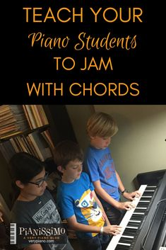 For the first time, my students have really gotten the hang of how to play chords along with music. They're having a great time learning the chords and exploring music with them, so I wanted to share with you a little bit about what we're doing. I've always been stumped about how to teach students …
