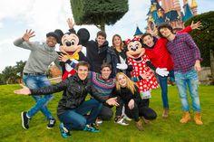 Violetta Disney Land