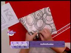 Hilda Rinaldi  - Bienvenidas TV - Decora unos individuales en técnica ca...