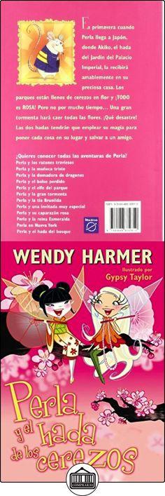 Perla y el hada de los cerezos WENDY/TAYLOR, GYPSY HARMER ✿ Libros infantiles y juveniles - (De 0 a 3 años) ✿