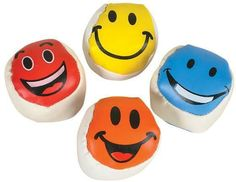 Wholesale Smile Face Kick Bags (Case of 288)