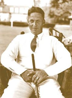 Bobby Jones a Georgia Tech hero was the greatest amateur golfer ever. He dominated his sport in the 1920s.