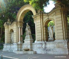 parquemarialuisa-encinarosa: Portada - Glorieta San Diego - Parque de María Lui...