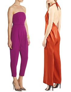 Stylish Jumpsuit Wedding Guest Outfits | www.onefabday.com