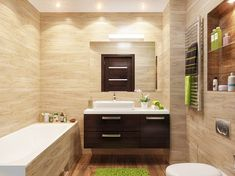 Baths Interior, Apartment Interior, Bathroom Interior, Home Interior Design, Small Bathroom Plans, Bathroom Design Small, Bad Inspiration, Bathroom Inspiration, Room Partition Designs