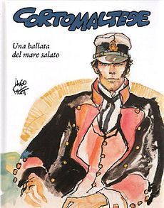 Corto Maltese. I have never read these comics back to back, but I love the illustrations.