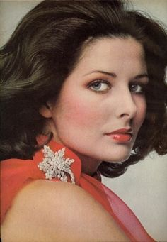 1974 Christina Ferrare, Signature model of Max Factor