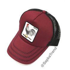 2dfd743d85a34 Bordo horoz Figürlü Goorin Bros Şapka WhatsApp  0537 680 74 12 Ürünün kargo  hariç fiyatı