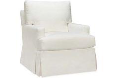 Lee Industries 1601-01SW Swivel Chair